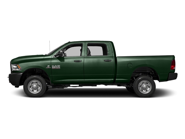 Timberline Green Pearlcoat 2016 Ram Truck 2500 Pictures 2500 Crew Cab Tradesman 4WD photos side view