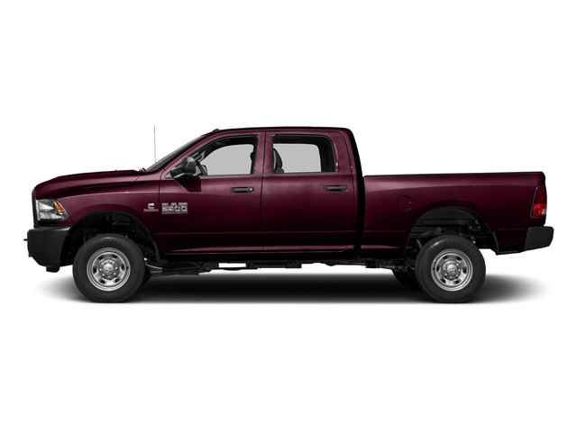 Delmonico Red Pearlcoat 2016 Ram Truck 2500 Pictures 2500 Crew Cab Tradesman 2WD photos side view