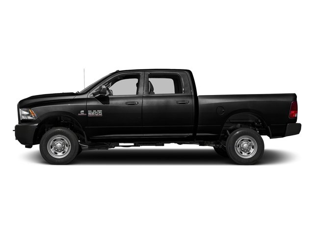 Brilliant Black Crystal Pearlcoat 2016 Ram Truck 2500 Pictures 2500 Crew Cab Tradesman 4WD photos side view