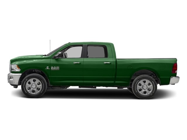 Tree Green 2016 Ram Truck 2500 Pictures 2500 Crew Cab SLT 4WD photos side view