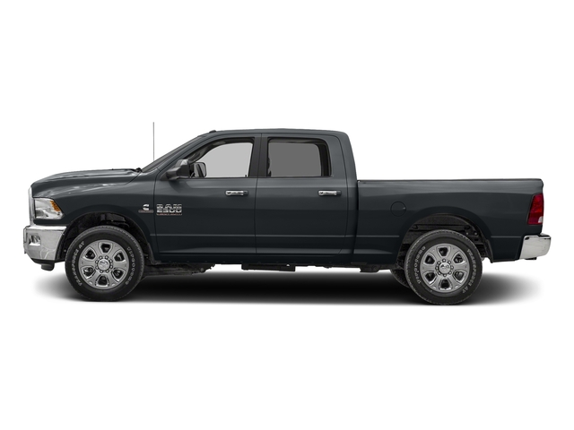 Maximum Steel Metallic Clearcoat 2016 Ram Truck 2500 Pictures 2500 Crew Cab SLT 4WD photos side view