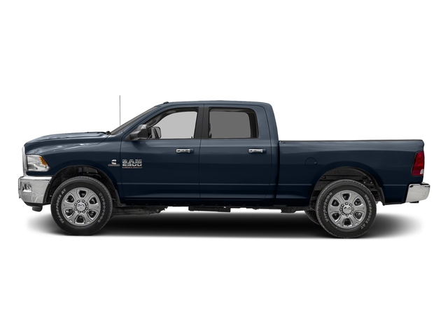 True Blue Pearlcoat 2016 Ram Truck 2500 Pictures 2500 Crew Cab SLT 4WD photos side view