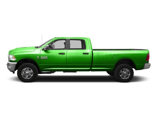 Hills Green 2016 Ram Truck 3500 Pictures 3500 Crew Cab SLT 2WD photos side view