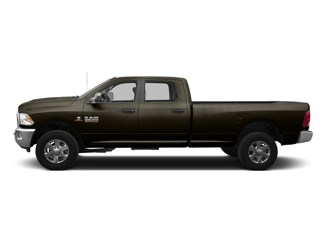 Dark Brown 2016 Ram Truck 3500 Pictures 3500 Crew Cab SLT 4WD photos side view