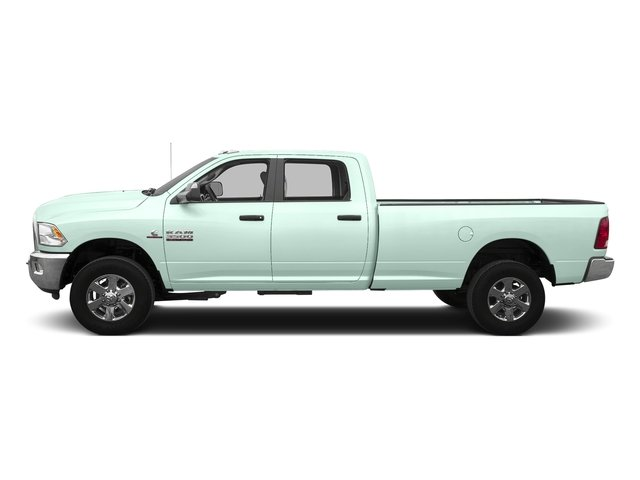 Robin Egg Blue 2016 Ram Truck 3500 Pictures 3500 Crew Cab SLT 2WD photos side view