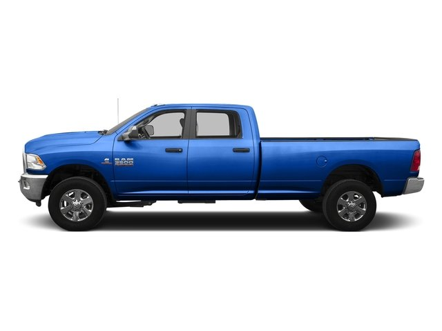 Holland Blue 2016 Ram Truck 3500 Pictures 3500 Crew Cab SLT 4WD photos side view