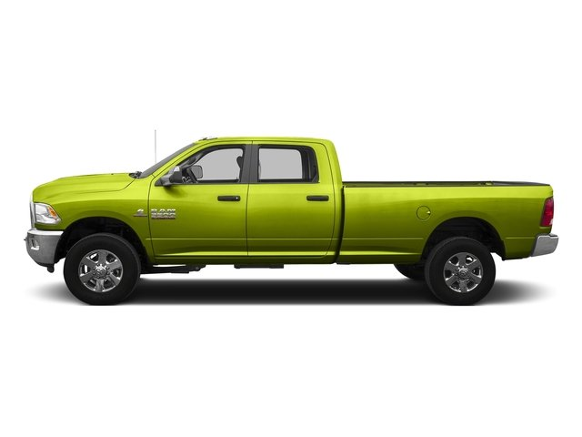 National Safety Yellow 2016 Ram Truck 3500 Pictures 3500 Crew Cab SLT 4WD photos side view