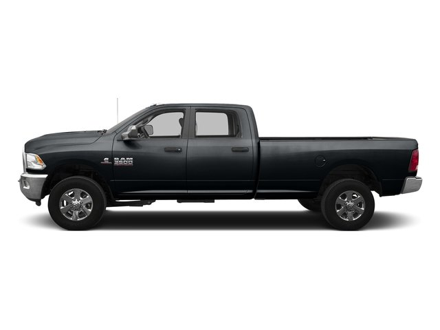 Maximum Steel Metallic Clearcoat 2016 Ram Truck 3500 Pictures 3500 Crew Cab SLT 4WD photos side view