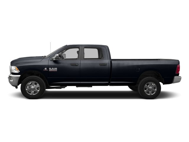 Midnight Blue Pearlcoat 2016 Ram Truck 3500 Pictures 3500 Crew Cab SLT 2WD photos side view