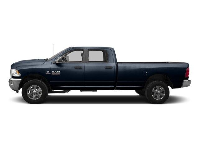 True Blue Pearlcoat 2016 Ram Truck 3500 Pictures 3500 Crew Cab SLT 4WD photos side view