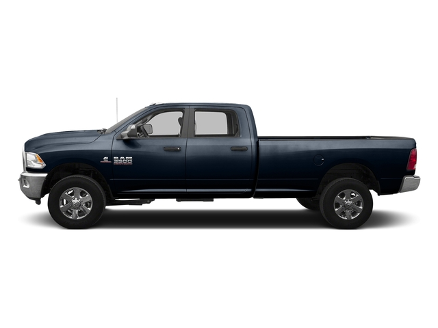 True Blue Pearlcoat 2016 Ram Truck 3500 Pictures 3500 Crew Cab SLT 2WD photos side view