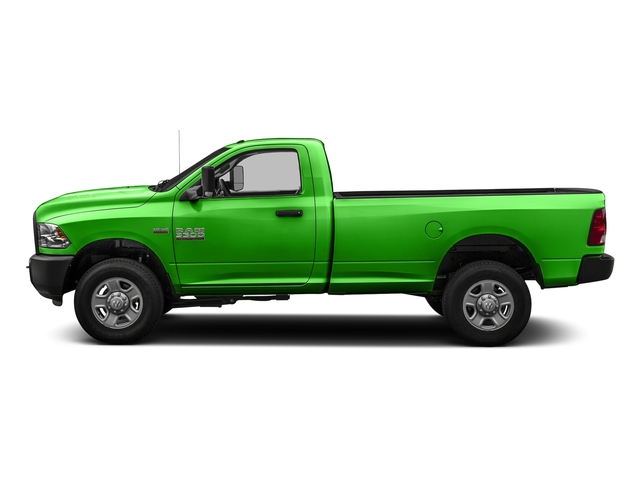 Hills Green 2016 Ram Truck 3500 Pictures 3500 Regular Cab SLT 2WD photos side view