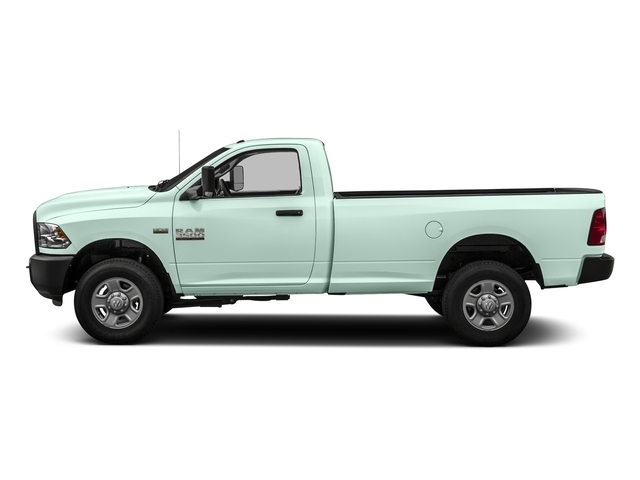 Robin Egg Blue 2016 Ram Truck 3500 Pictures 3500 Regular Cab SLT 2WD photos side view