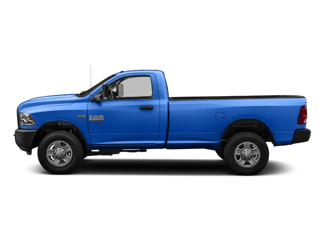 Holland Blue 2016 Ram Truck 3500 Pictures 3500 Regular Cab SLT 2WD photos side view