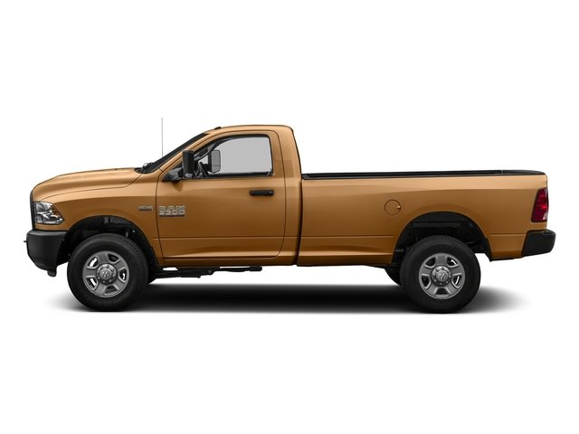 Power Tan 2016 Ram Truck 3500 Pictures 3500 Regular Cab SLT 2WD photos side view