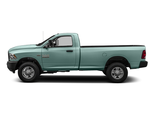 Light Green 2016 Ram Truck 3500 Pictures 3500 Regular Cab SLT 2WD photos side view