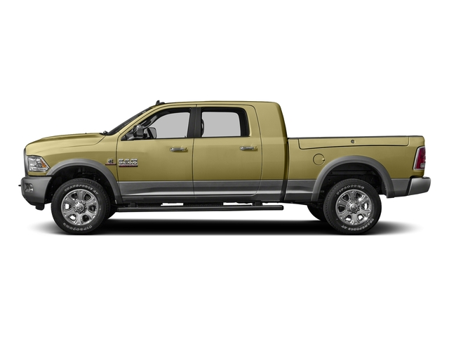 Light Cream 2016 Ram Truck 3500 Pictures 3500 Mega Cab SLT 2WD photos side view