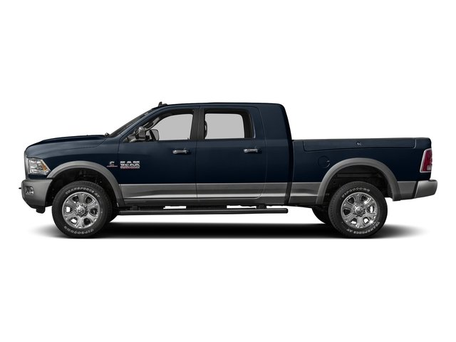 True Blue Pearlcoat 2016 Ram Truck 3500 Pictures 3500 Mega Cab SLT 2WD photos side view