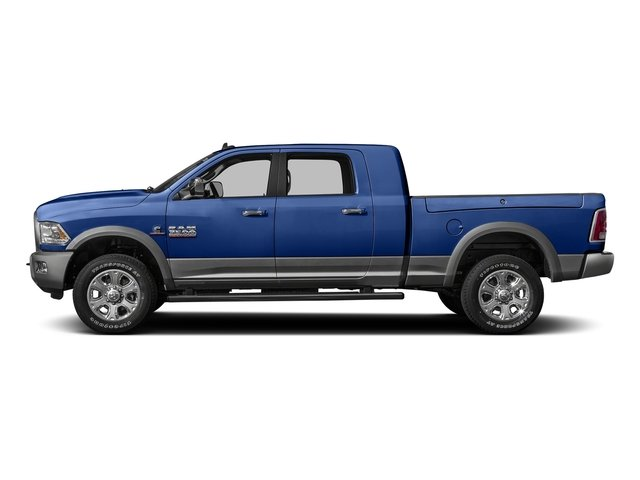 Blue Streak Pearlcoat 2016 Ram Truck 3500 Pictures 3500 Mega Cab SLT 2WD photos side view
