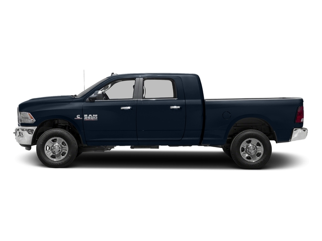 True Blue Pearlcoat 2016 Ram Truck 3500 Pictures 3500 Mega Cab SLT 4WD photos side view