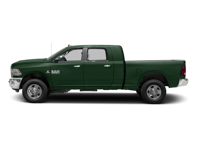 Timberline Green Pearlcoat 2016 Ram Truck 3500 Pictures 3500 Mega Cab SLT 4WD photos side view