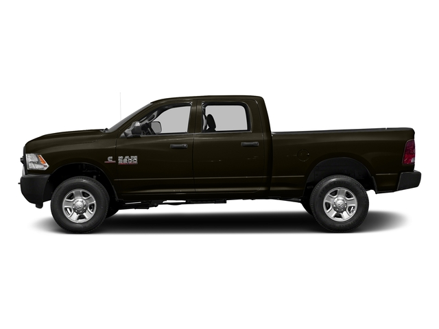 Dark Brown 2016 Ram Truck 3500 Pictures 3500 Crew Cab Tradesman 2WD photos side view