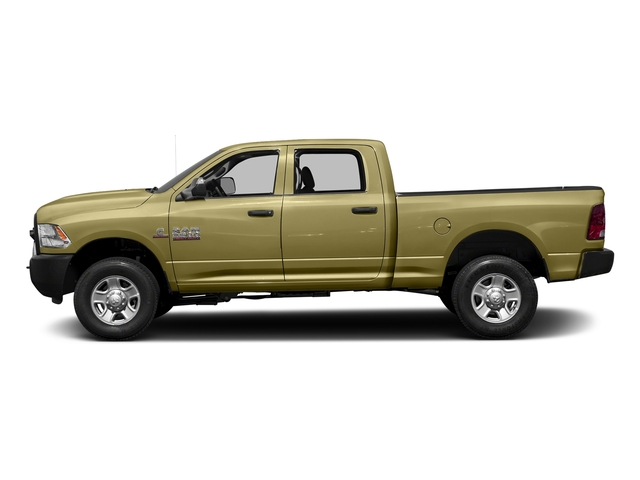 Light Cream 2016 Ram Truck 3500 Pictures 3500 Crew Cab Tradesman 2WD photos side view