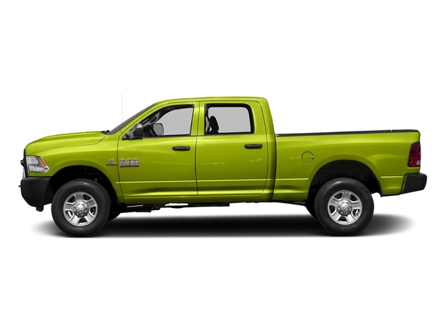 National Safety Yellow 2016 Ram Truck 3500 Pictures 3500 Crew Cab Tradesman 2WD photos side view