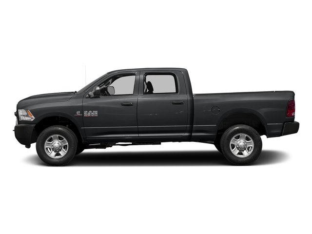 Granite Crystal Metallic Clearcoat 2016 Ram Truck 3500 Pictures 3500 Crew Cab Tradesman 2WD photos side view