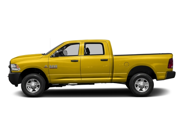 Detonator Yellow Clearcoat 2016 Ram Truck 3500 Pictures 3500 Crew Cab Tradesman 2WD photos side view