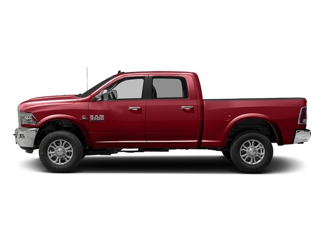 Flame Red Clearcoat 2016 Ram 3500 Pictures 3500 Crew Cab Laramie 2WD photos side view