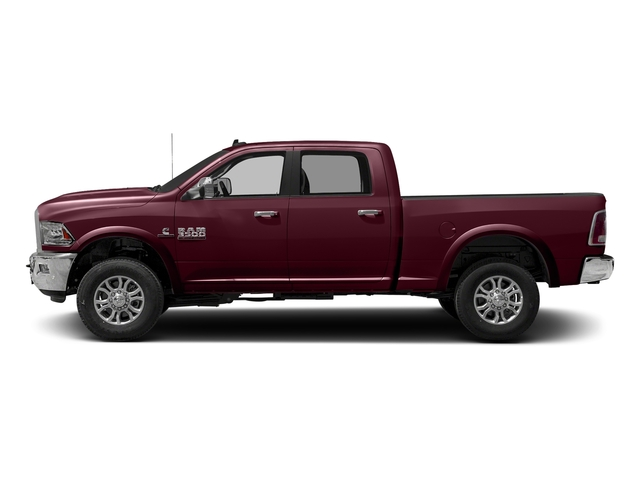 Delmonico Red Pearlcoat 2016 Ram Truck 3500 Pictures 3500 Crew Cab Laramie 2WD photos side view