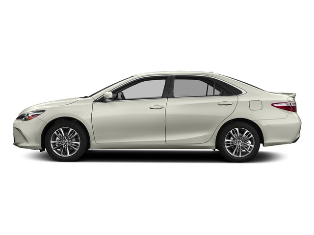 Blizzard Pearl 2016 Toyota Camry Pictures Camry Sedan 4D Special Edition I4 photos side view