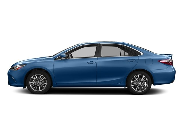Blue Streak Metallic 2016 Toyota Camry Pictures Camry Sedan 4D Special Edition I4 photos side view