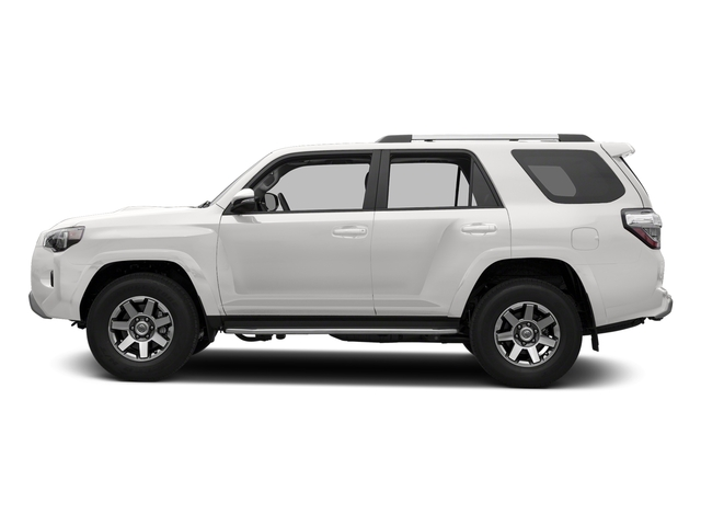 Super White 2016 Toyota 4Runner Pictures 4Runner Utility 4D Trail Edition 4WD V6 photos side view