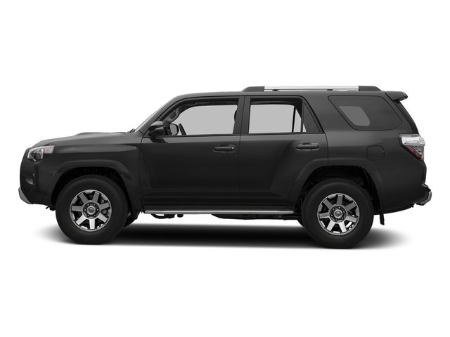 Magnetic Gray Metallic 2016 Toyota 4Runner Pictures 4Runner Utility 4D Trail Edition 4WD V6 photos side view