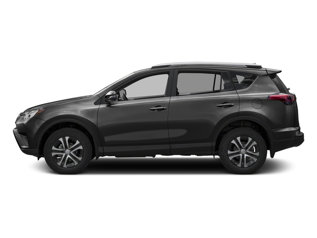 Magnetic Gray Metallic 2016 Toyota RAV4 Pictures RAV4 Utility 4D LE 2WD I4 photos side view