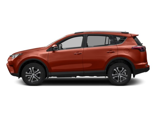 Hot Lava 2016 Toyota RAV4 Pictures RAV4 Utility 4D LE 2WD I4 photos side view