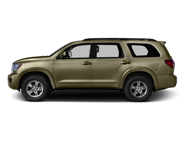 Pyrite Mica 2016 Toyota Sequoia Pictures Sequoia Utility 4D SR5 2WD V8 photos side view