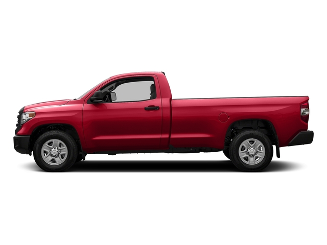 Radiant Red 2016 Toyota Tundra 4WD Truck Pictures Tundra 4WD Truck SR 4WD photos side view