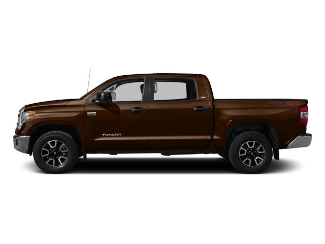 Sunset Bronze Mica 2016 Toyota Tundra 2WD Truck Pictures Tundra 2WD Truck SR5 CrewMax 2WD photos side view