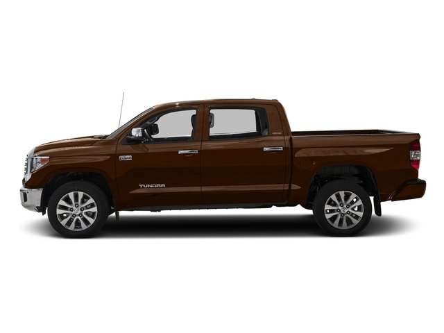 Sunset Bronze Mica 2016 Toyota Tundra 2WD Truck Pictures Tundra 2WD Truck Limited CrewMax 2WD photos side view
