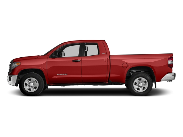 Inferno 2016 Toyota Tundra 4WD Truck Pictures Tundra 4WD Truck SR5 Double Cab 4WD photos side view