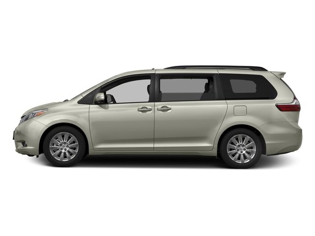 Blizzard Pearl 2016 Toyota Sienna Pictures Sienna Wagon 5D XLE AWD V6 photos side view