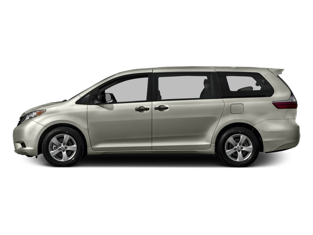 Creme Brulee Mica 2016 Toyota Sienna Pictures Sienna Wagon 5D L V6 photos side view