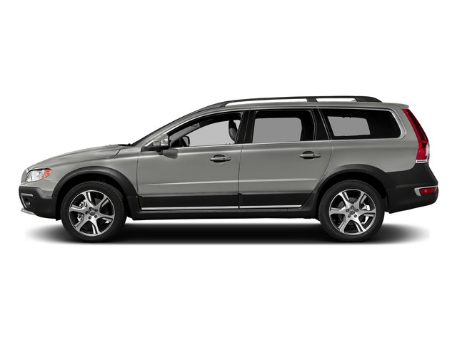 Bright Silver Metallic 2016 Volvo XC70 Pictures XC70 Wagon 4D T5 AWD I5 Turbo photos side view