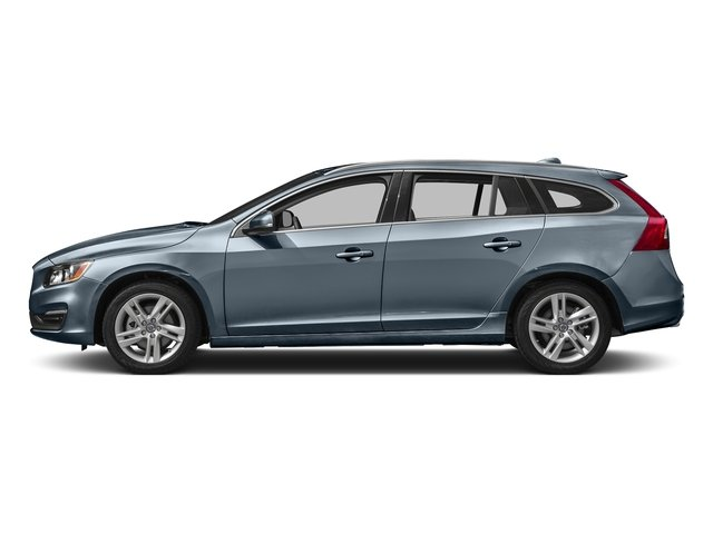 Osmium Grey Metallic 2016 Volvo V60 Pictures V60 Wagon 4D T5 Premier AWD Turbo photos side view