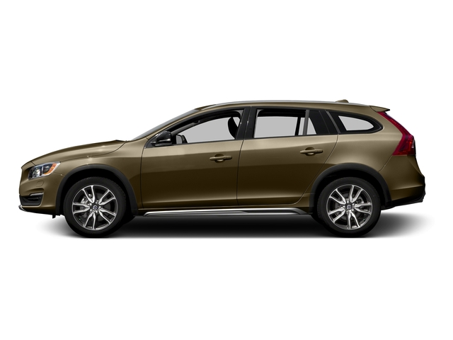 Twilight Bronze Metallic 2016 Volvo V60 Cross Country Pictures V60 Cross Country Wagon 4D T5 AWD I5 Turbo photos side view
