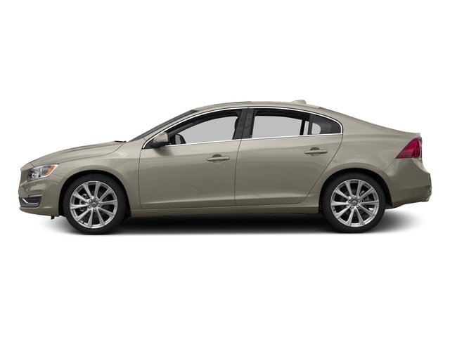 Seashell Metallic 2016 Volvo S60 Inscription Pictures S60 Inscription Sedan 4D Inscription T5 Premier AWD photos side view