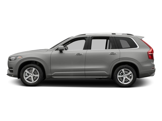 Bright Silver Metallic 2016 Volvo XC90 Pictures XC90 Util 4D T5 Momentum AWD I4 Turbo photos side view